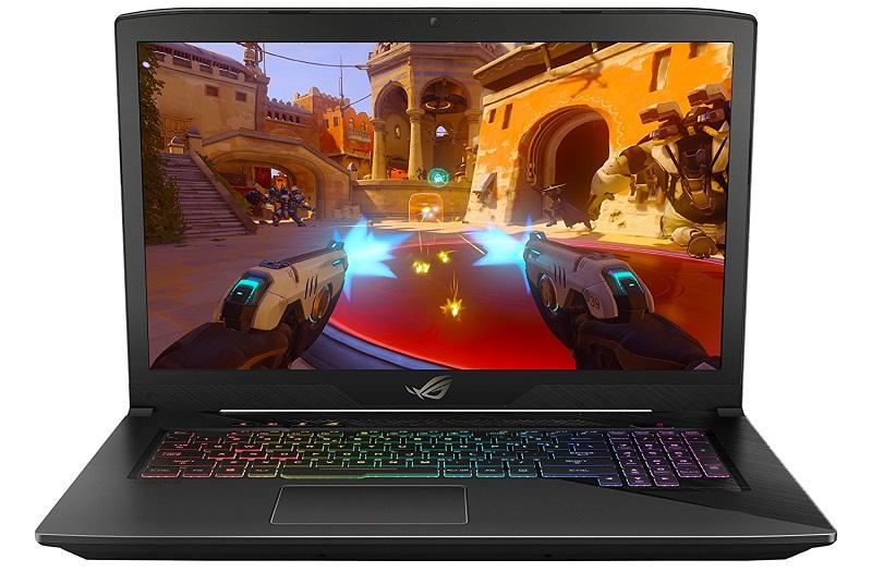 بهترین لپ تاپ گیمینگ ایسوس: ROG STRIX GL703VD