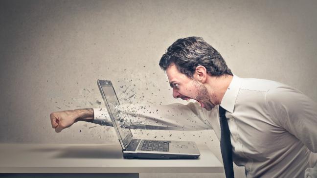 ابراز عصبانیت از تکنیک های مدیریت خشم