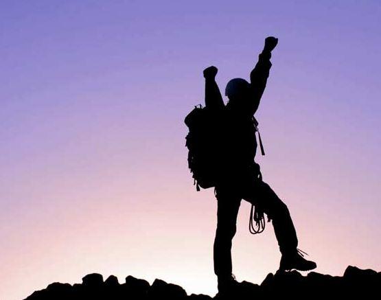 ثابت قدم بودن از ویژگی های افراد موفق