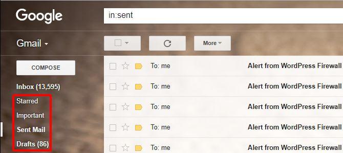 نحوه ارسال ایمیل