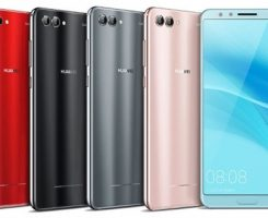 هواوی نوا ۲ اس (Huawei Nova 2s) رسما معرفی شد