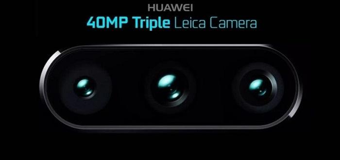 دوربین پی 11 هواوی یک دوربین سه گانه 40 مگاپیکسلی خواهد بود که با چیدمان افقی سنسورها جلب توجه میکند.