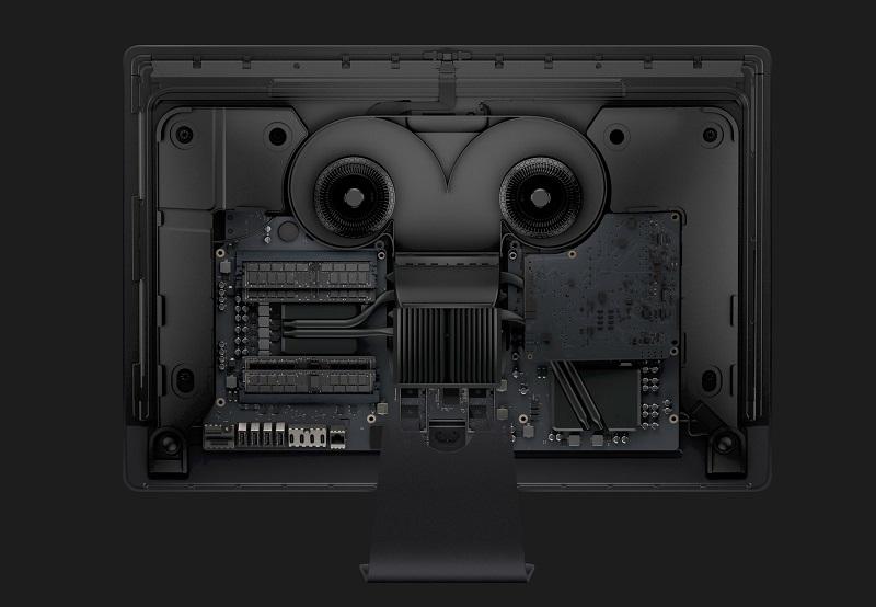 عرضه نسخه جدید آیمک پرو یک استراتژی هوشمندانه از جانب اپل برای از دست ندادن بازار به شمار میرود. در گذشته نیز اپل با معرفی نسخه آلاینوان (All-in-One) برای محصولات سرفیس خود، موفقیتهای خوبی را به دست آورده بود. قطع به یقین دوستداران سیستم عامل MacOS از ارائه آیمک آلاینوان خرسند خواهند بود.