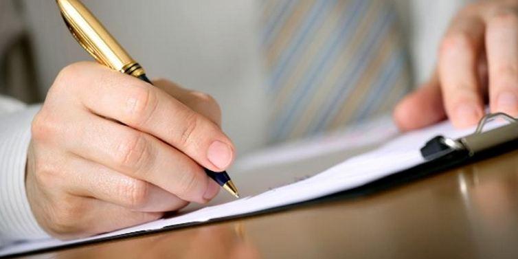 2. نوشتن را آغاز کنید.