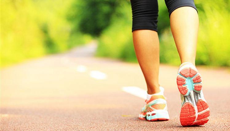 6. راه بروید تا آرام شوید!
