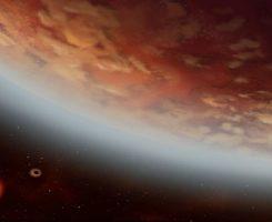یک جفت ابرزمین فراخورشیدی در مدار کوتوله قرمز K2-18 شناسایی شدند