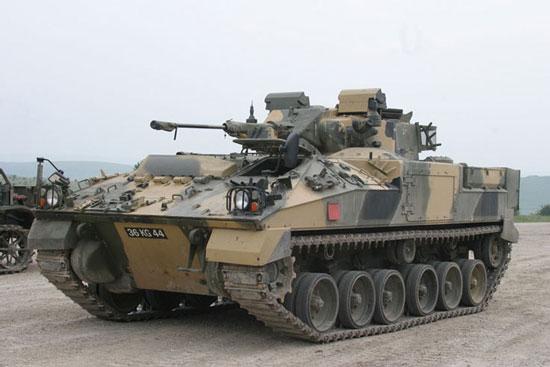 3. MCV-80 WARRIOR