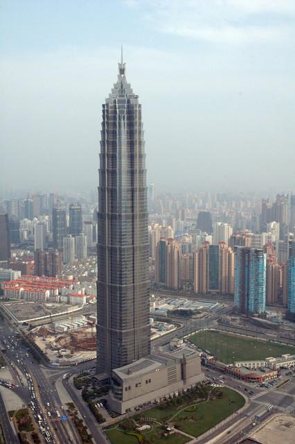 22. ساختمان جین مائو در شانگهای، چین