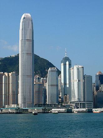 24. مرکز دارایی بینالمللی در هنگ کنگ
