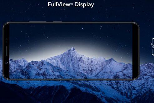 مزیت صفحه نمایش فول ویو (FullView) در گوشی هواوی میت ۱۰ لایت