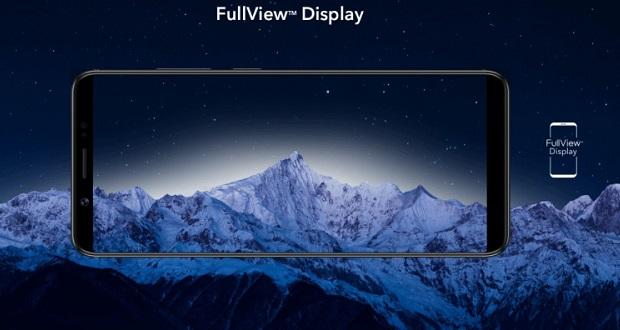مزیت صفحه نمایش فول ویو (FullView) در گوشی هواوی میت 10 لایت