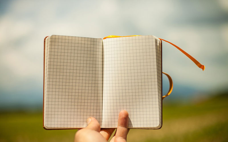 دفترچه یادداشت از راه های افزایش هوش
