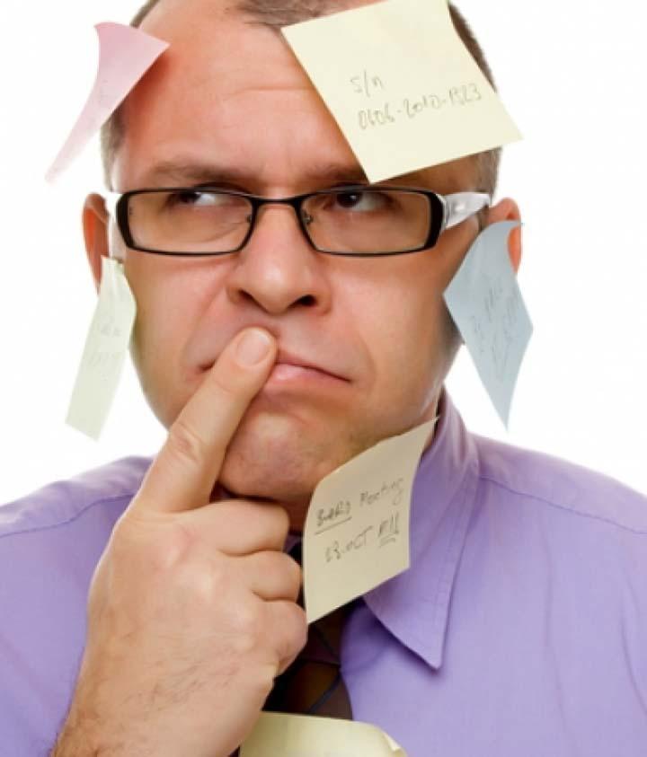 راه های تقویت حافظه با مدیریت استرس