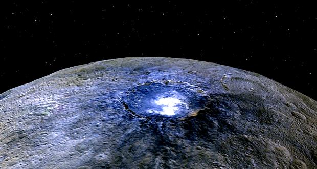 سرس ؛ کوچکترین سیاره کوتوله شناخته شده