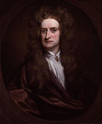 اسحاق نیوتن