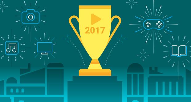 لیست بهترین های گوگل پلی در سال 2017 اعلام شد؛ از اپلیکیشن تا بازی و فیلم