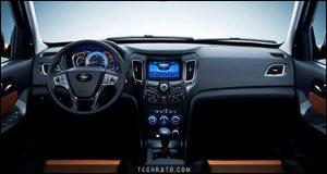 مقایسه هایما S7 توربو با هایما S7 عادی