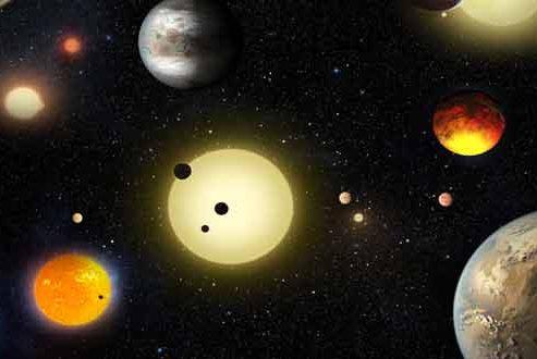 کشف سیاره هشتم منظومه کپلر ۹۰ با استفاده از هوش مصنوعی