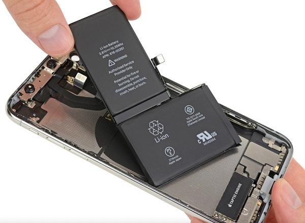 باتری آیفونهای اولد 2018 یک تک سلول L شکل خواهد بود