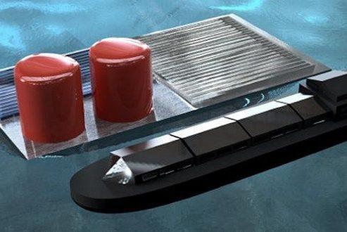 تامین سوخت هیدروژن از آب اقیانوس