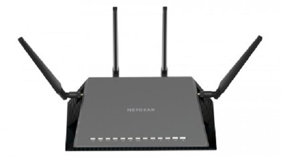 نت گیر نایت هاوک ایکس 4 اس وی دی اس ال / ای دی اس ال مودم روتر دی 7800 (Netgear Nighthawk X4S VDSL/ADSL Modem Router D7800)
