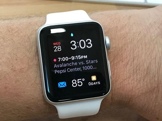 اپل واچ سری 2 (Apple Watch Series 2)