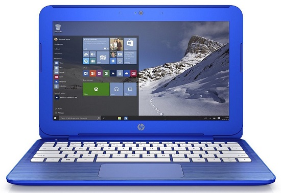 بهترین لپ تاپ مقاوم برای دانشجویان: اچ پی استریم 13 (HP Stream 13)