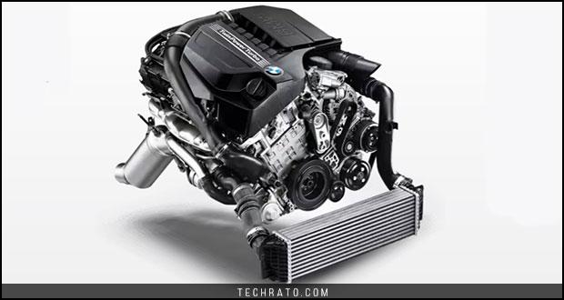 موتور ب ام و X6 مدل 2018
