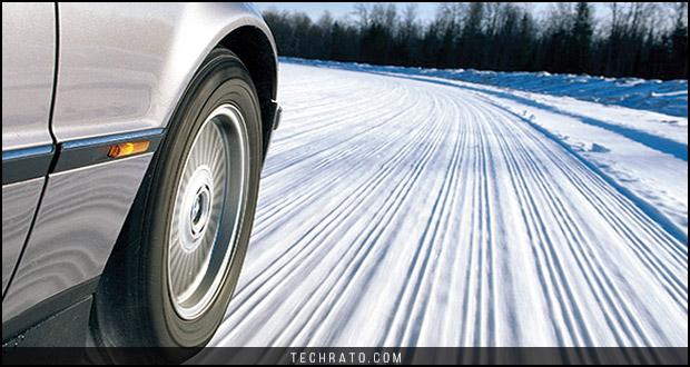 تایرهای زمستانی