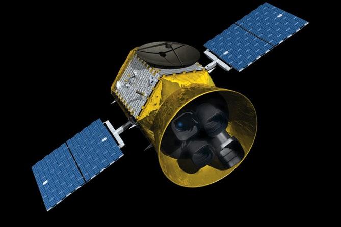 ماهواره TESS