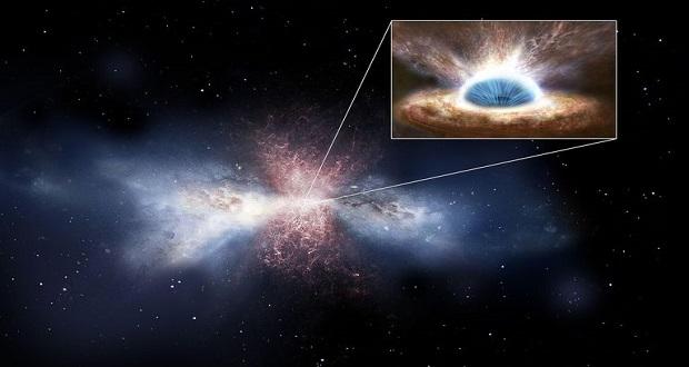 سیاهچاله ها چگونه فرآیند تشکیل ستارگان را کنترل میکنند؟ نتایج مطالعهای جدید