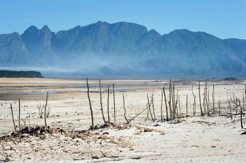 خشکسالی شدید شهر کیپ تاون ؛ اتمام ذخایر آب آشامیدنی در کمتر از ۱۰۰ روز دیگر!