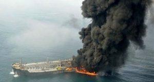 غرق شدن نفتکش سانچی ؛ آیا پایانی برای سوانح دریایی وجود دارد؟