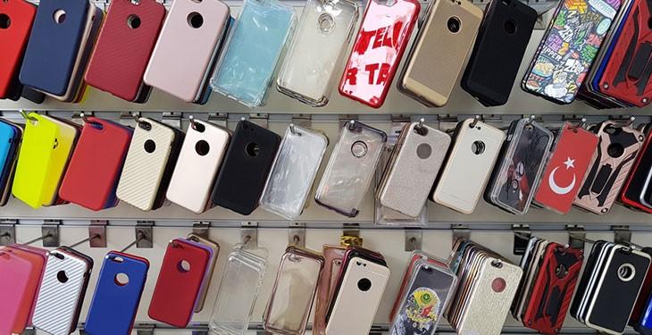 انواع مدلهای قاب، کاور و محافظ گوشی موبایل