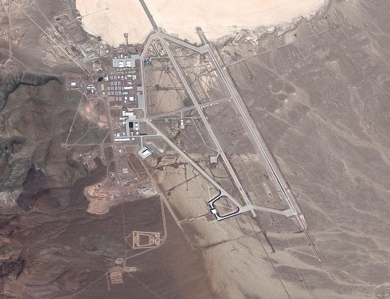 تصویر هوایی منطقه ۵۱