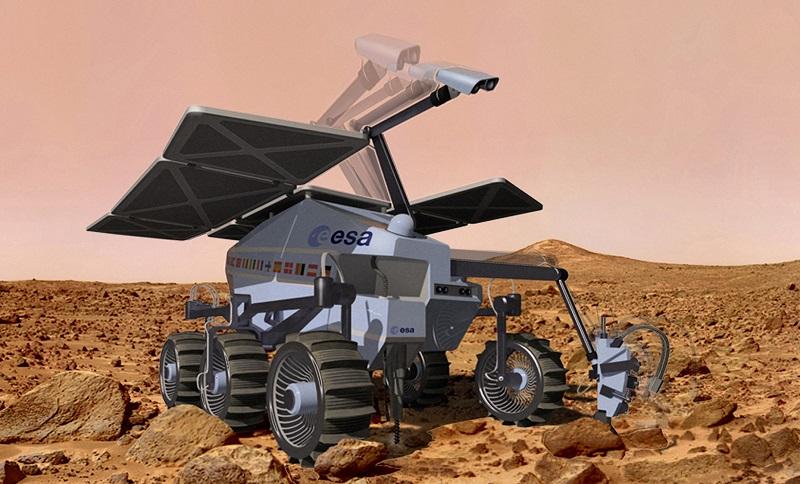 مریخ نورد Exomars