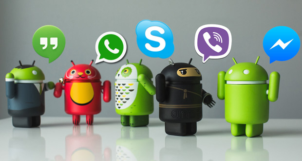 دغدغه کاربران از امنیت و کارایی اپلیکیشن های پیام رسان