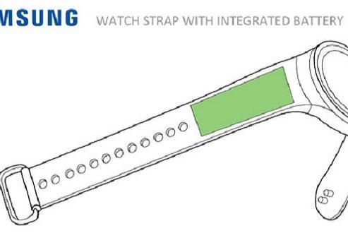 آیا بند ساعت هوشمند Gear S4 سامسونگ به باتری داخلی مجهز خواهد شد؟