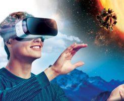 شبیه ساز متحرک واقعیت مجازی قابل حمل؛ از کیک استارتر تا نمایشگاه CES 2018