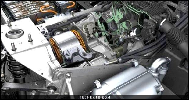 موتور ب ام و i3 مدل 2018