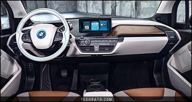 ب ام و i3 مدل 2018