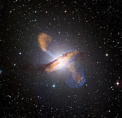 کهکشان Centaurus A