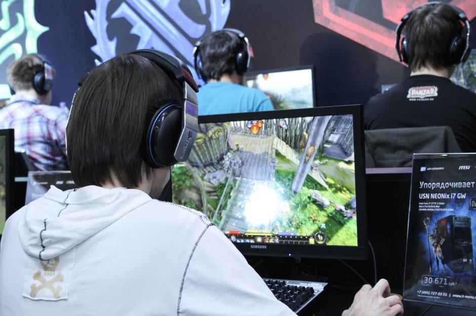 تستر بازیهای کامپیوتری