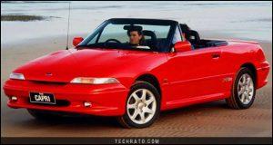 پرفروشترین خودروهای رودستر تاریخ : فورد کاپری