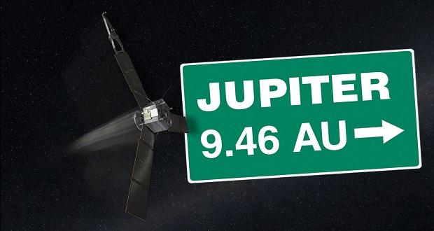 ماموریت فضاپیمای جونو ؛ مشتری زیر ذرهبین سریعترین فضاپیمای تاریخ