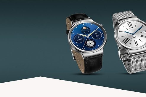 ساعت هوشمند جدید هواوی با حاشیه لمسی کنترل میشود