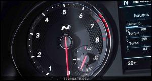 هیوندای i30N مدل سال 2018 میلادی