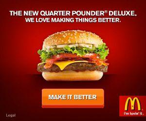 نمونه ای از تبلیغات آنلاین