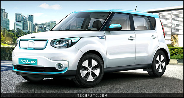 بررسی و مشخصات فنی خودروی الکتریکی کیا سول ای وی 2018 (Kia Soul EV) ؛ کراس اووری مجهز