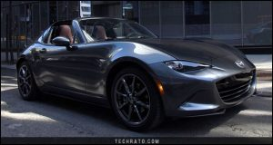 پرفروشترین خودروهای رودستر تاریخ : مزدا MX-5 میاتا